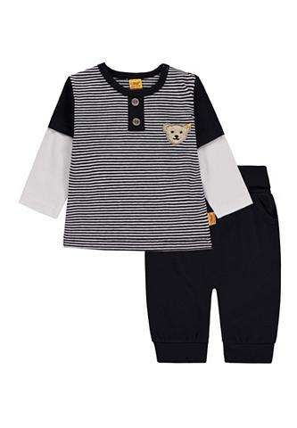 STEIFF Rinkinys: 2 vnt. rinkinys marškinėliai...