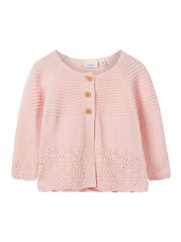 NAME IT Baumwollstrick Megztinis