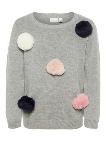 NAME IT Bommel megztinis