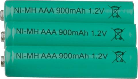 LED LENSER Akumuliatorinis »4x AAA NiMH rechargea...