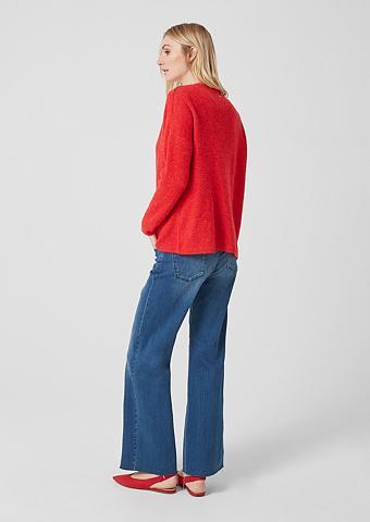 S.OLIVER RED LABEL Elegantiškas Wide:Stretchjeans