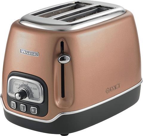 Ariete Toaster Classica kupfer 158KU 2 kurze ...