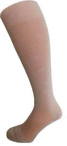 Kojinės iki kelių su nėrinių