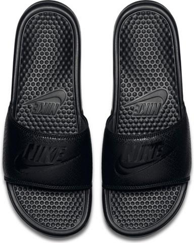 Nike Sportswear »Benassi Just do it« maudymosi sandala...