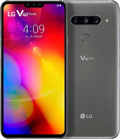 LG V40 ThinQ Išmanusis telefonas (1625 cm...