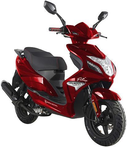 ALPHA MOTORS Motoroleris »Falcon« 50 ccm 45 km/h 12...