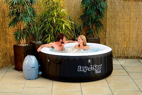 BESTWAY Rinkinys: Whirlpool »Lay Z-Spa? Miami«...