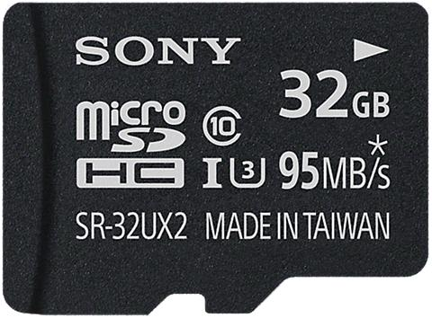 SONY MicroSDHC Atminties kortelė »microSDHC...