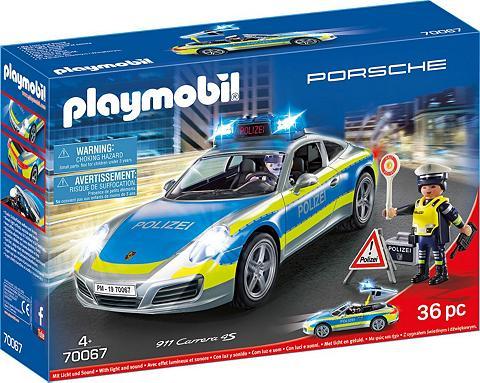 Playmobil ® Konstruktions-Spielset »Porsche 911 ...