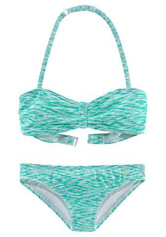 VENICE BEACH Bikini maudymosi kostiumėlis in Melang...