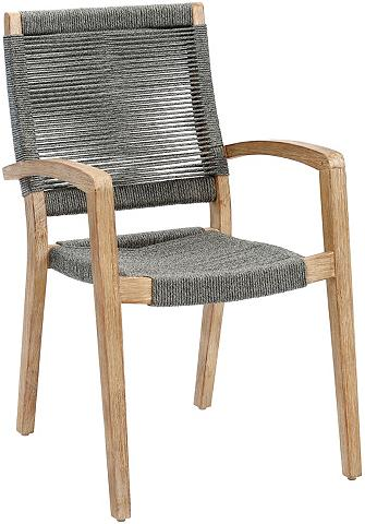 BEST Poilsio kėdė »Lagos« Eucalyptusholz st...