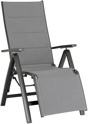 BEST Atpalaiduojanti kėdė »Varese« Aliumini...