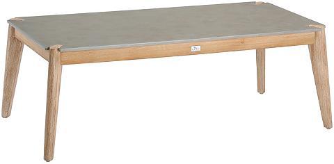 BEST Dėžė - stalas »Samos« Eucalyptus/Beton...