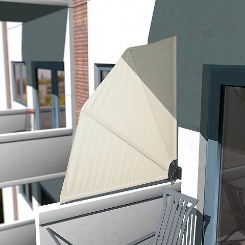 KONIFERA Balkono sienelė »Fächer« Bx H: 140x140...