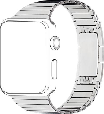 TOPP Apyrankė »Metall dėl Apple Watch (42/4...