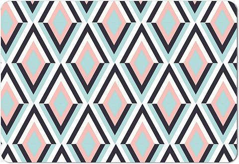 QUEENCE Stalo kilimėlis »PS0052« (Rinkinys 4-t...