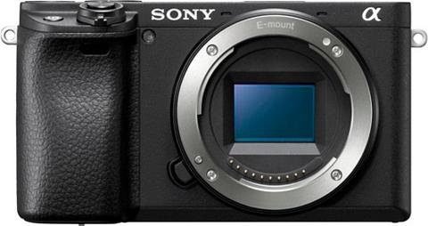 Sony »ILCE-6400B - Alpha 6400 E-Mount« Syst...