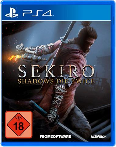 Activision SEKIRO - Shadows Die Twice PlayStation...