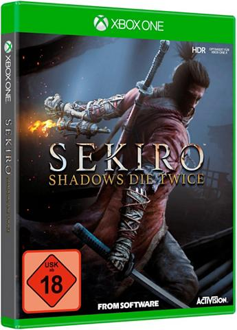 Activision SEKIRO - Shadows Die Twice Xbox One