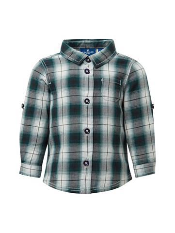 TOM TAILOR Marškiniai ilgomis rankovėmis »Kariert...