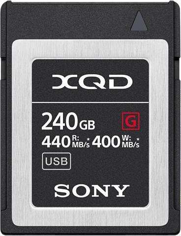 SONY XQD-Speicherkarte »XQD Memory Card G 2...