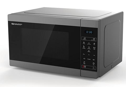 SHARP Mikrobangų krosnelė YC-MS51E-S 900 W