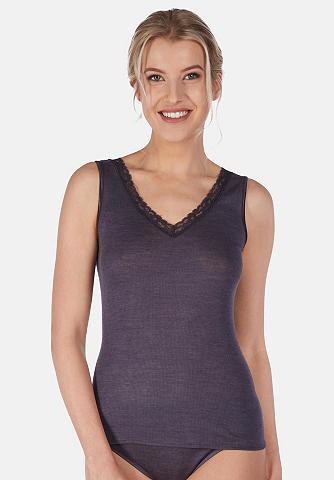 HUBER Apatiniai marškinėliai »Woolen Eleganc...