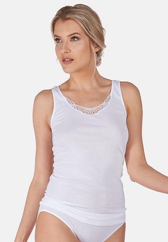 HUBER Apatiniai marškinėliai »Finesse« su su...