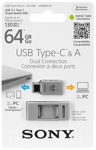 SONY USB laikmena »USB Dual Lazda 64GB USB ...