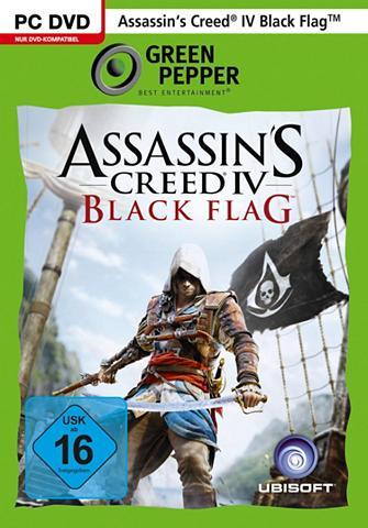 UBISOFT Assassin´s Creed IV Black Flag PC
