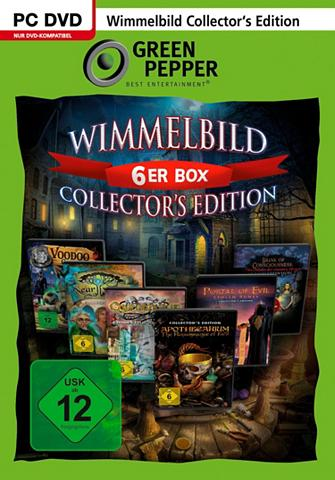 SMATRADE GMBH Wimmelbild 6vnt. Box: Collectors Editi...