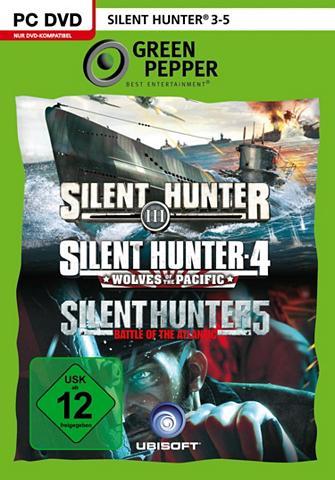 UBISOFT Silent Hunter 3-5 PC