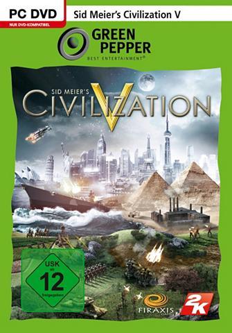 TAKE TWO Civilization V PC