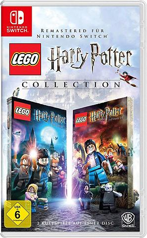 WARNER BROTHERS Lego Harry Potter Collection Nintendo ...