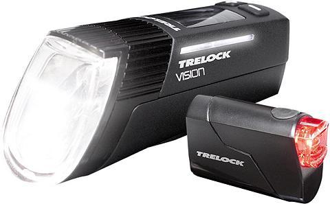 Trelock Fahrradbeleuchtung »LS760 I-GO VISION ...