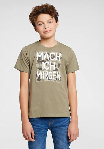 ARIZONA Marškinėliai »Mach ich morgen«