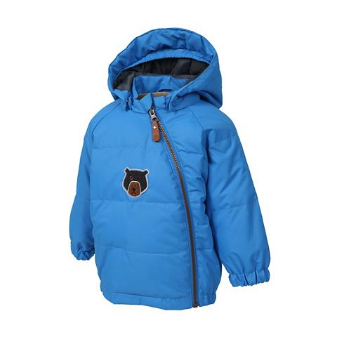 COLOR KIDS Žieminė striukė su süßem Bären-Motiv