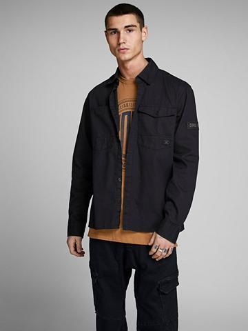 JACK & JONES Jack & Jones Workwear Denim-Hemd Maršk...