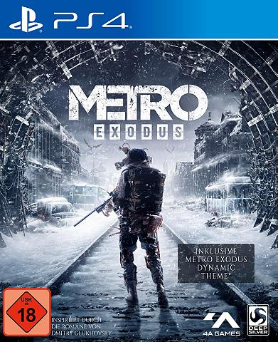 DEEP SILVER Metro Exodus Day One Edition Play Stov...