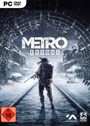 DEEP SILVER Metro Exodus Day One Edition PC
