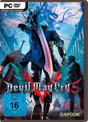CAPCOM Devil May Cry 5 PC