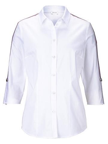 MONA Marškiniai iš Baumwoll-Qualität