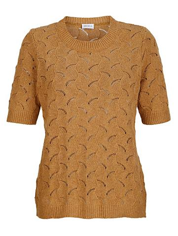 MONA Megztinis su Ajourstrick