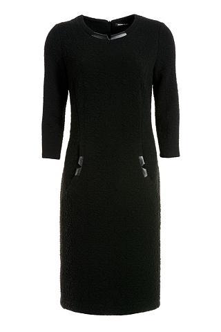 FRANK WALDER Megzta suknelė »Strong Black«