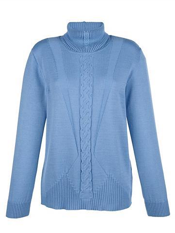 MONA Megztinis su dygsniavimas