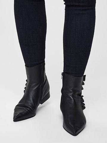 SELECTED FEMME Odinis Ilgaauliai batai