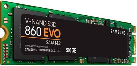 SAMSUNG »860 EVO M.2 SATA III SSD« SSD-kietasi...
