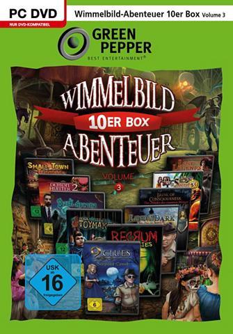 SMATRADE GMBH Wimmelbild-Abenteuer 10er Dėžutė - Vol...