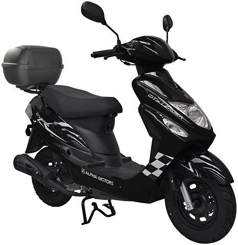 ALPHA MOTORS Motoroleris »Cityleader« 50 ccm 45 km/...