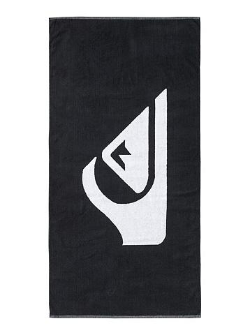 QUIKSILVER Paplūdimio rankšluostis »Woven Logo«